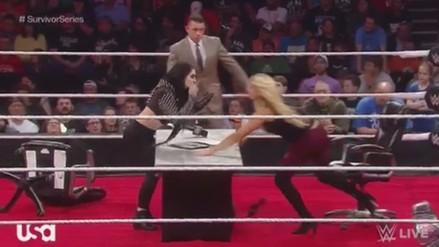 WWE: Paige jugó sucio con Charlotte al burlarse de la muerte de su hermano