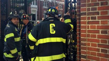 Evacuan Universidad de Harvard por amenaza de bomba