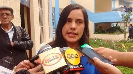 Verónica Mendoza propone reforma en el Poder Judicial y Fiscalía