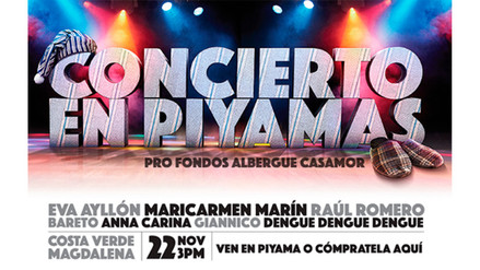 Concierto en Piyamas por Casamor