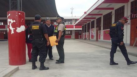 Desconocidos dejan sobre con balas en colegio de Tacna