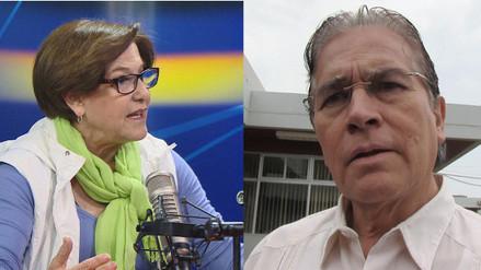 Villarán: Huaroc traiciona principios democráticos al aliarse con Fujimori