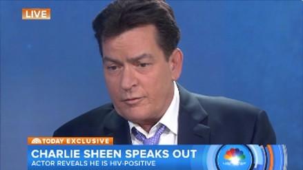 Charlie Sheen tras revelar que es VIH positivo: 'Soy un sobreviviente'