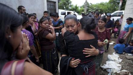 Guatemala: queman vivo a soldado al confundirlo con extorsionador