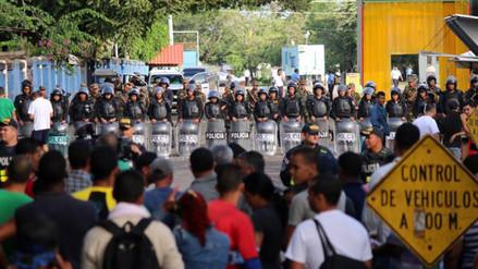 Ola de inmigrantes cubanos aviva tensiones entre Costa Rica y Nicaragua
