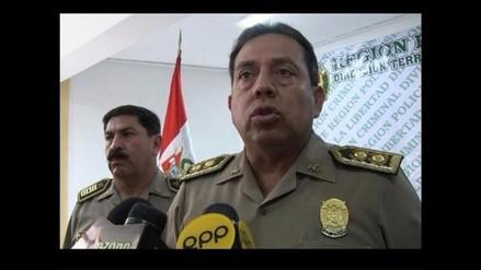 Florencia de Mora: atrapan a tres presuntos asesinos de colectiveros