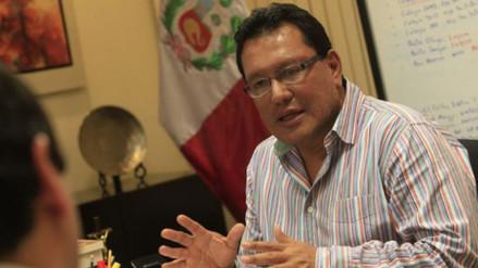 Fiscalía anticorrupción formaliza investigación contra Félix Moreno