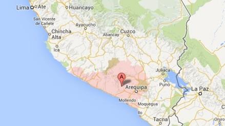 Nuevo sismo de 4.2 grados de magnitud se registró en Huambo