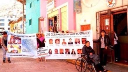 Otuzco: deudos de accidente de empresa Horna esperan reinicio de juicio