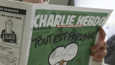 Charlie Hebdo responde a yihadistas con portada provocadora