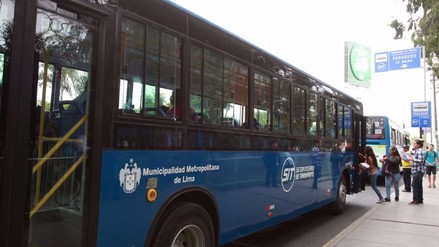 Protransporte: No se ha fijado nuevas tarifas para el Corredor Azul