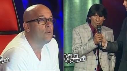 La Voz Perú: Gian Marco tuvo acalorada discusión con concursante