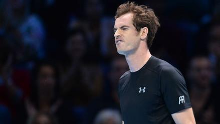 YouTube: Andy Murray se cortó el cabello en el encuentro con Rafael Nadal