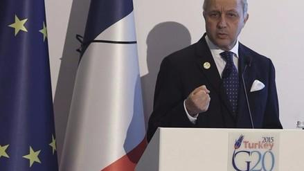 Francia prohibirá las manifestaciones paralelas a la cumbre del clima