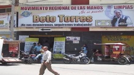 """Movimiento """"Manos Limpias"""" no rindió cuentas de gastos publicitarios en campaña"""