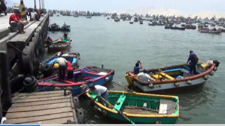 Chimbote: aún no aparecen especies de pescado por el Fenómeno El Niño