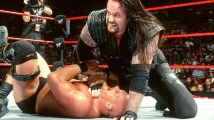 YouTube: The Undertaker y las 5 peleas que nunca has visto