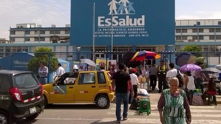 EsSalud destinará más de 6 millones de soles por contingencia del Fenómeno El niño