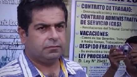 Belaunde: La fiscalía me persigue injustamente hace más de 18 meses