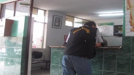 Inspectoría de la Policía recorre unidades especializadas de Chiclayo