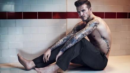 Instagram: David Beckham fue escogido como el hombre más sexy del mundo