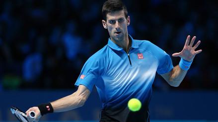 Novak Djokovic enfrentará a Rafael Nadal en semifinales del Masters de Londres