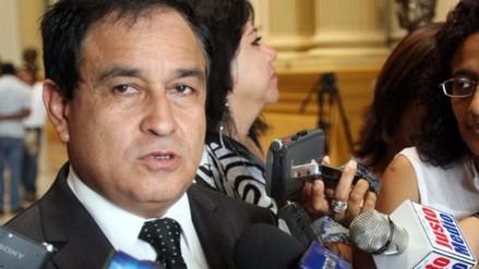Fredy Otárola denuncia plagios en el plan de gobierno del Apra