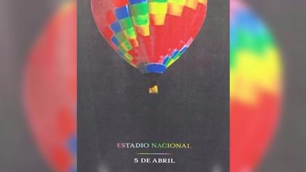 Coldplay: imagen en Facebook anunciaría concierto en Perú