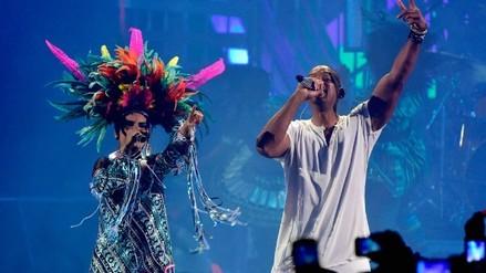 Latin Grammy: ¡Will Smith y Bomba Estéreo armaron la