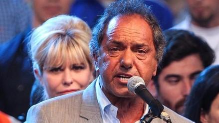 Perfil: Daniel Scioli, el peronista moderado que busca continuar el legado K