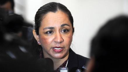 Nacionalismo busca inhabilitar a Marisol Espinoza en elecciones de 2016
