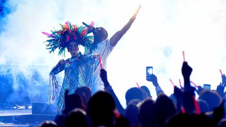 Latin Grammy: el regreso de Will Smith a los escenarios