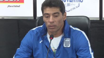 Alianza Lima: Francisco Pizarro mentalizado en el pase a la Sudamericana