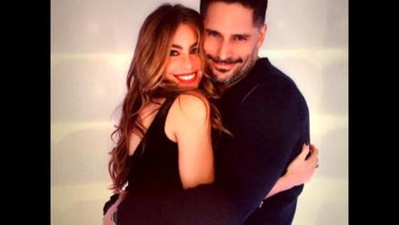 Sofía Vergara y Joe Manganiello llegan a Florida para su boda