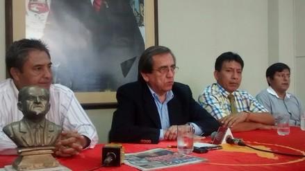 Jorge Del Castillo rechazó que exista plagio en Plan de gobierno del partido