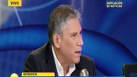Pastor: Nadine Heredia debe entender que los mandatos judiciales se respetan