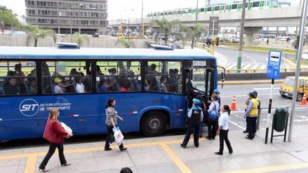 MML: 1,300 unidades de transporte fueron retiradas del Corredor Javier Prado