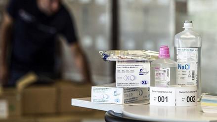 Farmacéutica suiza pagará US$ 390 millones por sobornar a doctores en EEUU