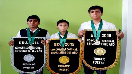 Lambayeque: joven ferreñafano es elegido como mejor estudiante del año