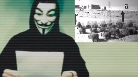 Anonymous a ISIS: