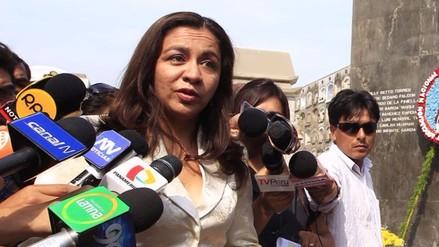 Partido Nacionalista insiste que Marisol Espinoza todavía no renuncia