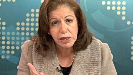 Lourdes Flores denuncia irregularidades en elecciones del PPC