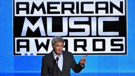 AMAs: ¡Star Wars y su banda sonora fueron homenajeadas!