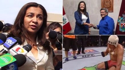 Resumen: Nacionalismo insiste que Espinoza no renunció al partido, Acuña y Osorio forman alianza política para el 2016 y peruano Enrique Barzola se coronó campeón del TUF