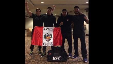 UFC: Enrique Barzola y las imágenes de su triunfo en TUF Latinoamérica