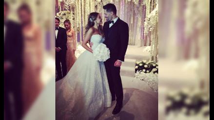 ¡Sofía Vergara y Joe Manganiello se casaron! (FOTOS)