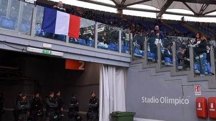 Lazio vs. Palermo: mochila en el estadio encendió alarma terrorista