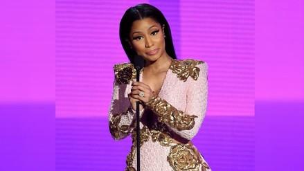 AMAs: Nicki Minaj hizo historia en la entrega de premios