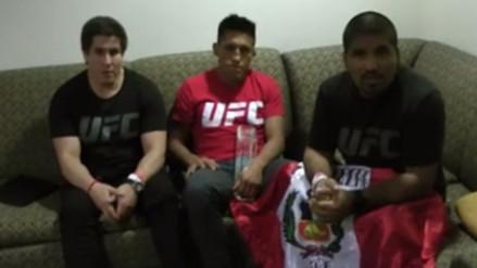 UFC: Enrique Barzola y su sentido mensaje tras ganar TUF Latinoamérica