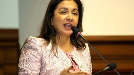 Marisol Espinoza sobre denuncia del nacionalismo: